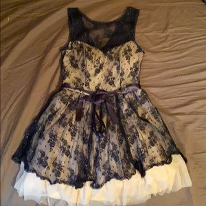 Size 7/8 formal dress